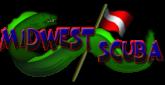 midwest scuba logo